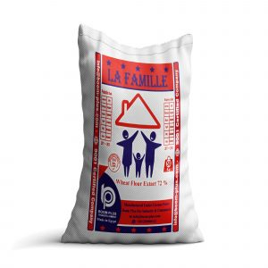 Wheat flour 50 Kg La Famille Brand / all purpose flour