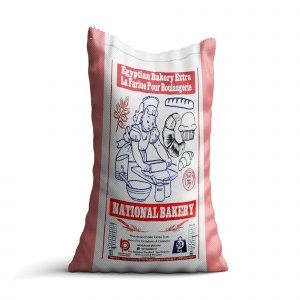 Wheat flour 50 kg National Bakery Brand / all purpose flour