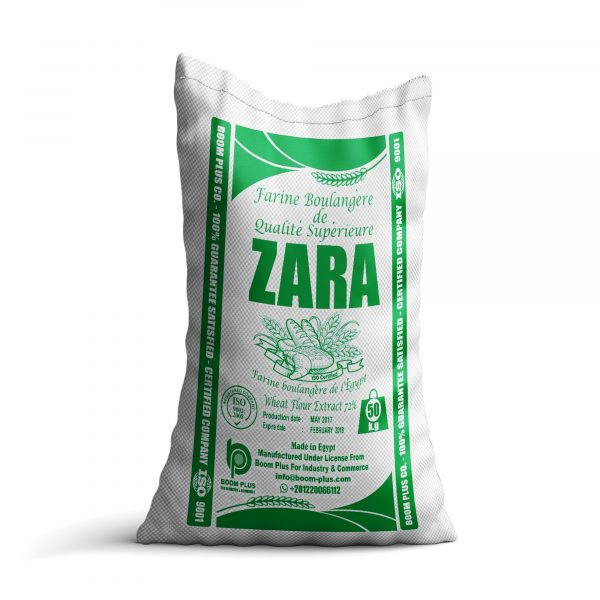 wheat flour 50 kg zara brand / High gluten flour